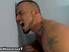Lance Luciano gets asshole licked and fucked