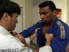 Karate Master Fuck His Beefy Student Hardcore