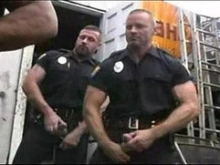 HOT COPS ON THE CLOCK