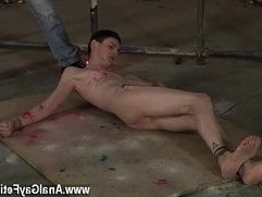 Sexy gay His man sausage is deep throated and wanked, but Sean is so