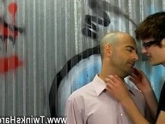 Gay muscle man giving brother hand job Timo Garrett takes Adam Russo