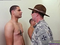 Black older gays sex movietures in the kitchen Yes Drill Sergeant!