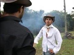 Latino guys bareback tight gay ass in a ranch