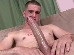 dude assists with a huge cock does gay fuckin