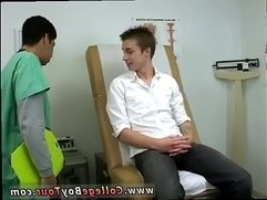 Gay medical exam penis massage Since this was Ashtons visit he