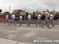 TROOPCANDY Gay Military Glory Hole Day of Reckoning