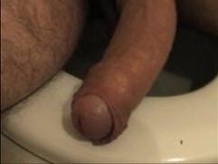 bathroom piss