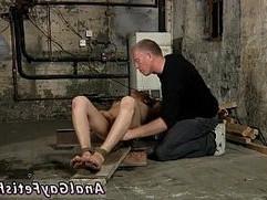 Gay masturbation and blow job of penis British youngster Chad